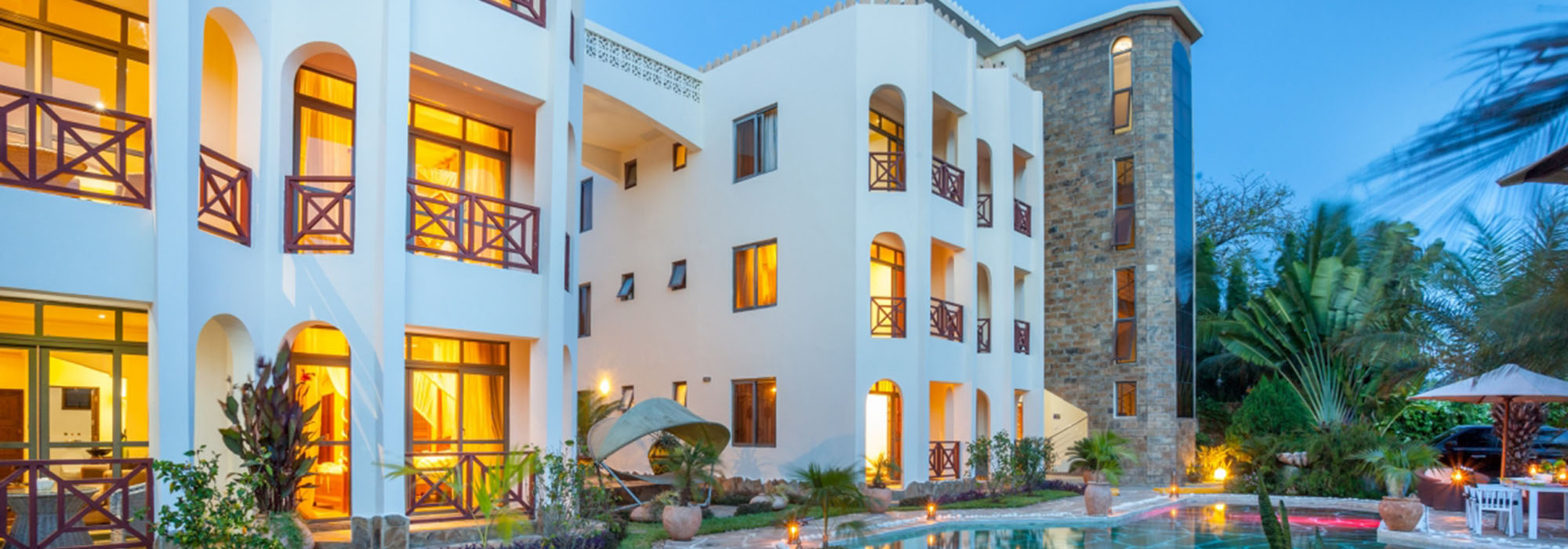 Amani Luxury Apartments- Diani
