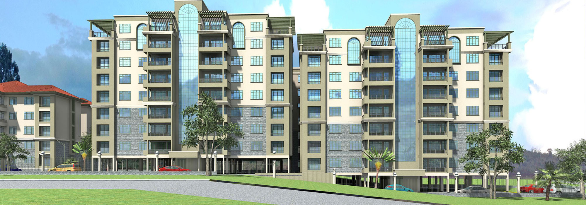 Bridgeview Park Apartments- Off Waiyaki Way