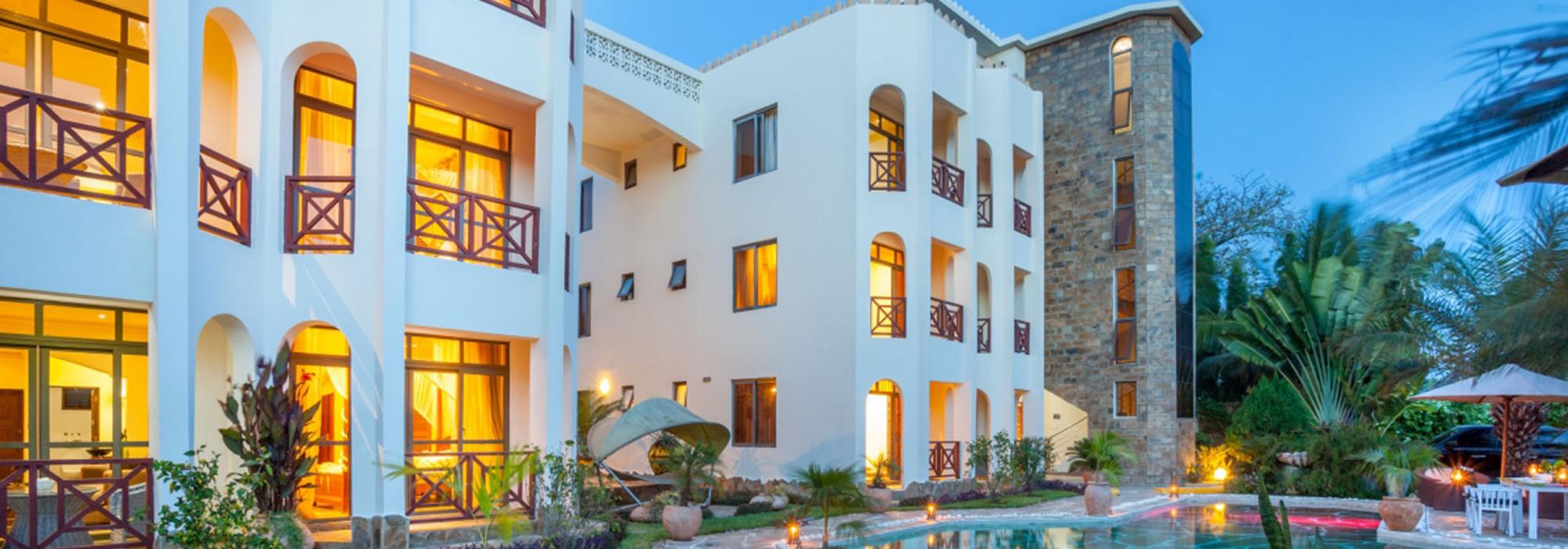 Amani Luxury Apartments- Diani