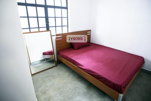 Riverview Standard 2 master bedroom